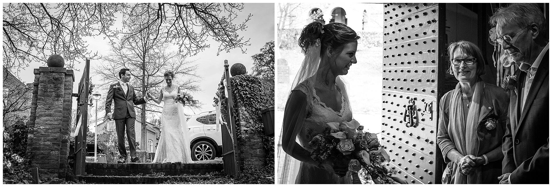 kerkje bruiloft Beek-Ubbergen