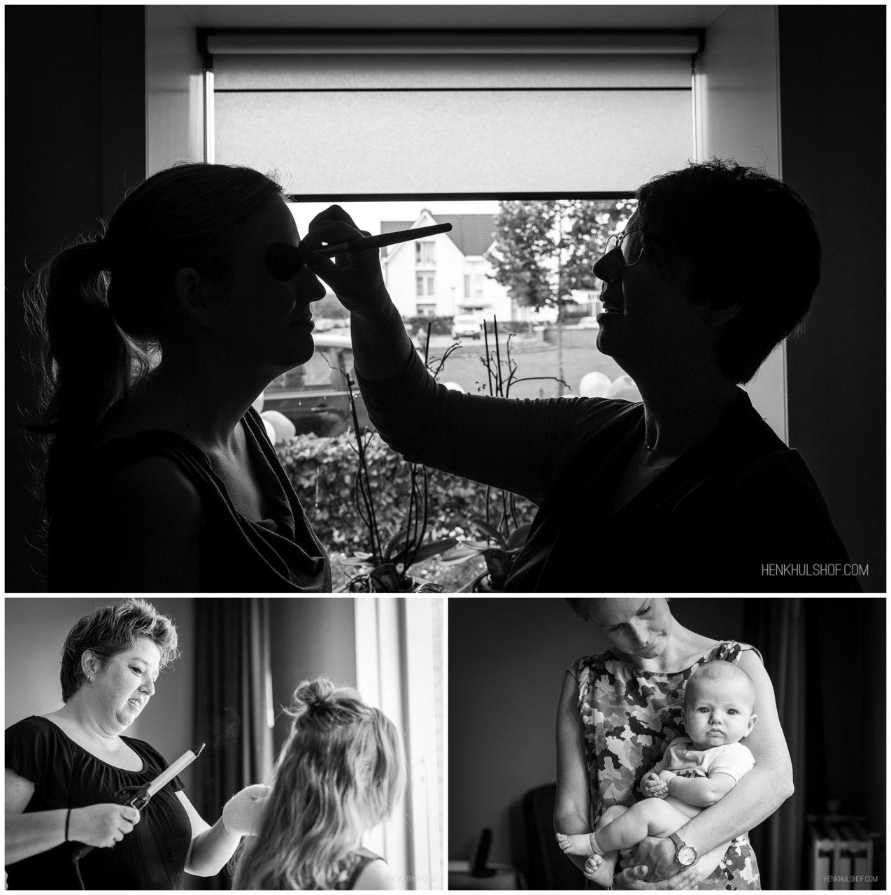 visagie bruidsfotograaf Haalderen