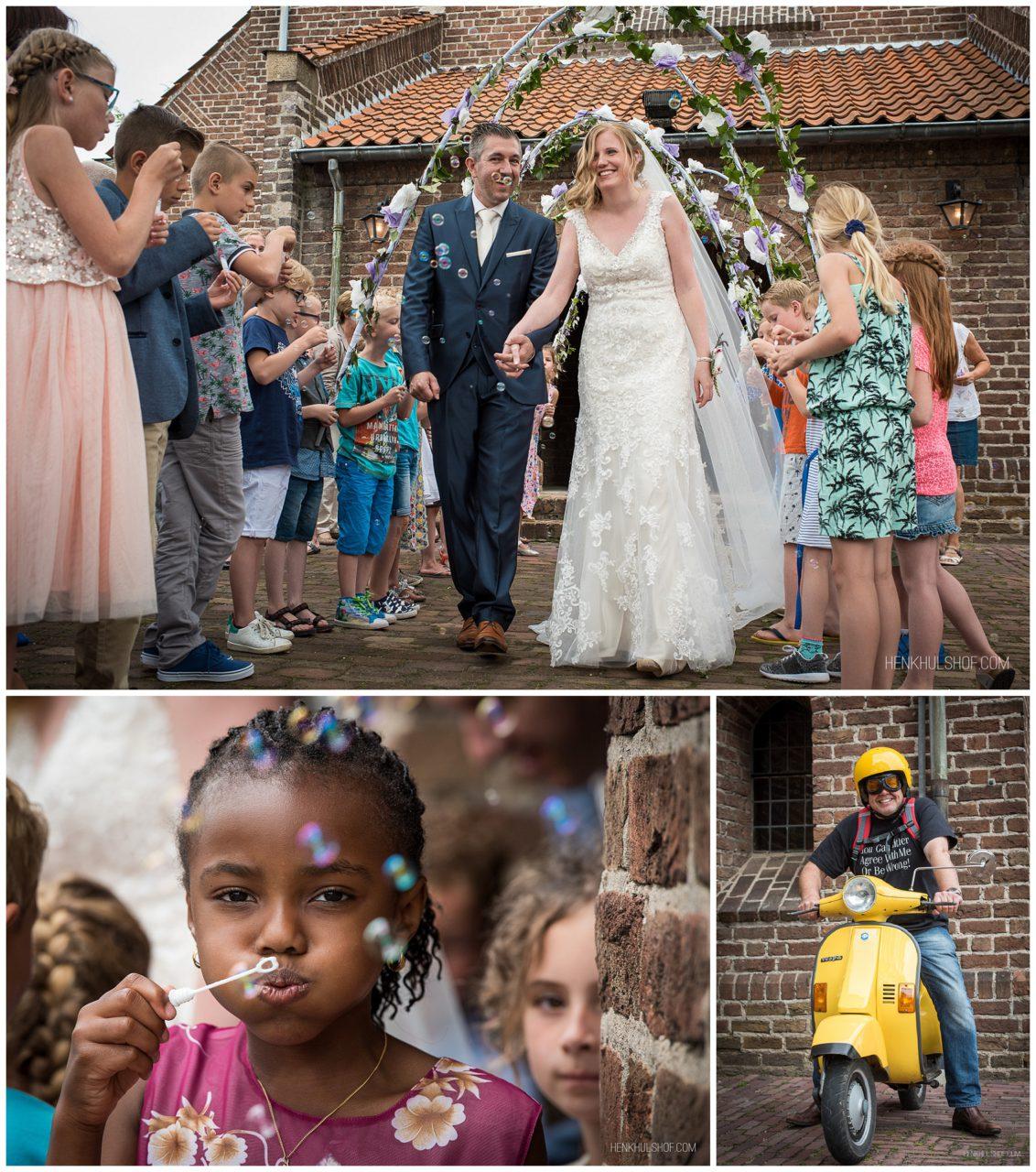 huwelijk kerk Haalderen