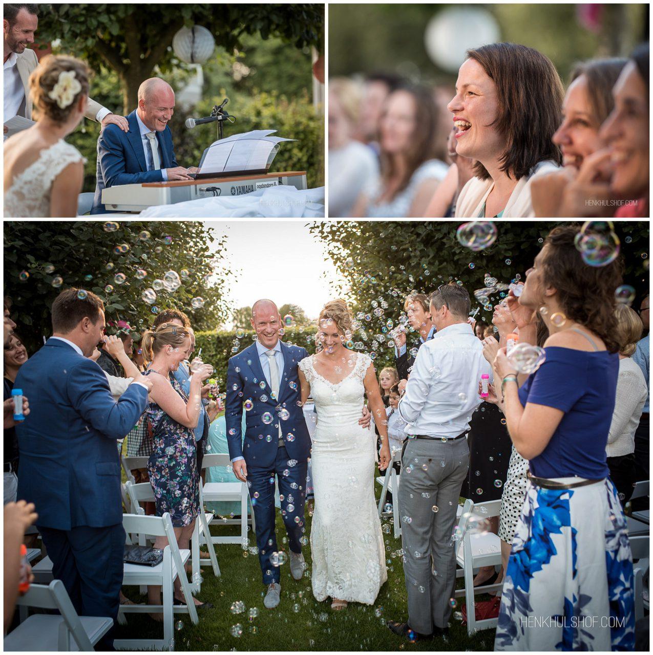 landelijk trouwen