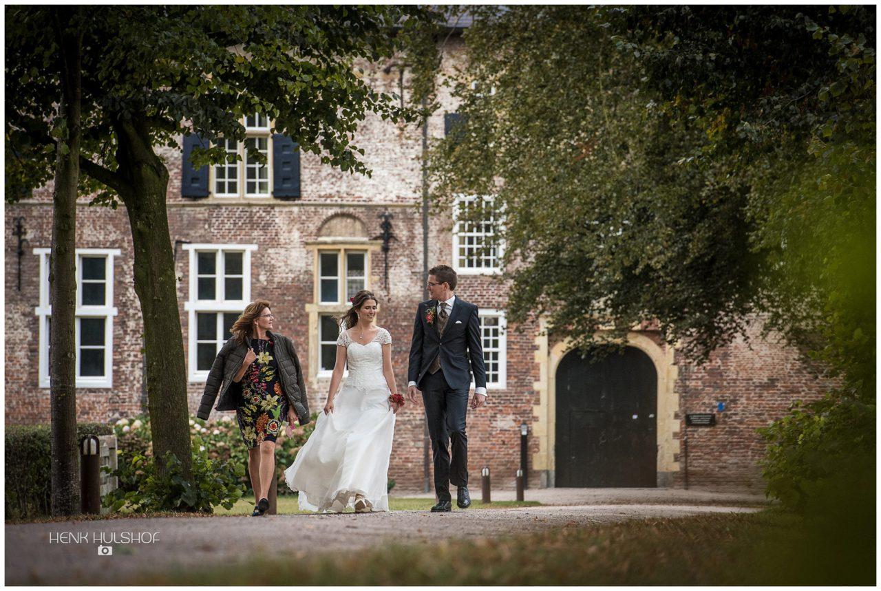 huwelijk kasteel Hernen