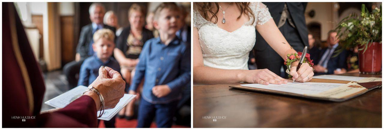 huwelijksceremonie Wijchen