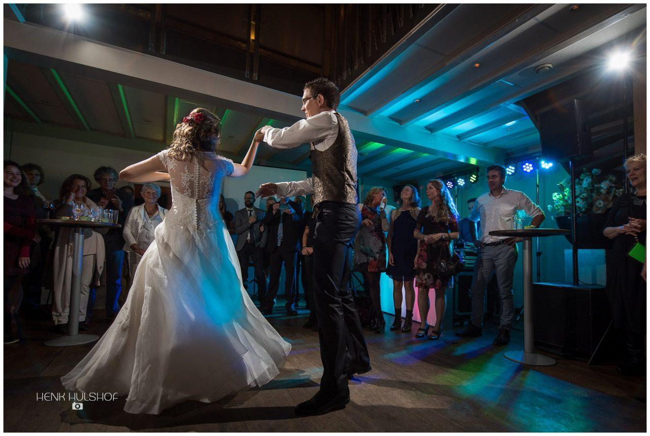 trouwfotografie dansen
