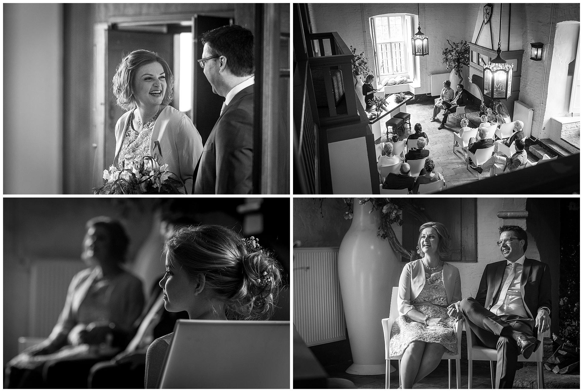 huwelijksceremonie fotografie